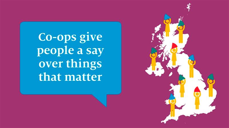 Enlaces y Noticias - Impacto de las Cooperativas del Reino Unido
